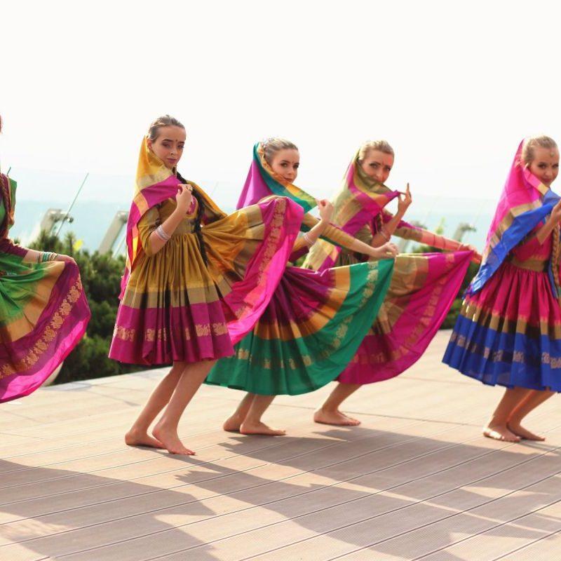 Bollywood Warsztaty taneczne
